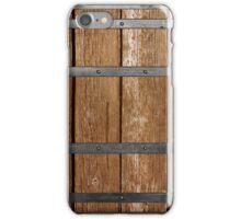 Wine Barrel Mug iPhone Case/Skin