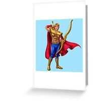 Bow - Special friend who helps She-Ra! Greeting Card