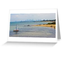 Time to Sail Greeting Card