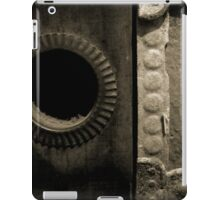 Only Here Will It be Found iPad Case/Skin