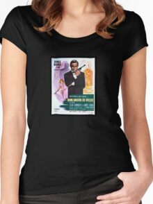 James Bond Classic Women's Fitted Scoop T-Shirt