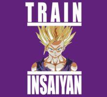 Train Insaiyan - Gohan by irig0ld