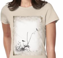 Buite in die tuin... Womens Fitted T-Shirt