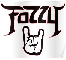 Fozzy Poster