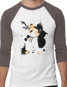 Ken Masters Men's Baseball ¾ T-Shirt