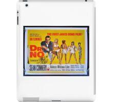 James Bond! iPad Case/Skin