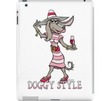 BEST IN SHOW - DOGGY STYLE iPad Case/Skin