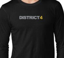 Hunger Games - District 4 Long Sleeve T-Shirt
