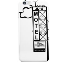 A-1 Motel iPhone Case/Skin