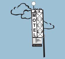 A-1 Motel Kids Tee