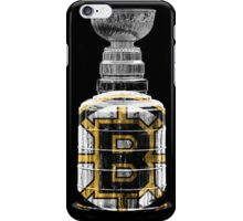 Stanley Cup Boston iPhone Case/Skin