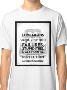 Love Means Classic T-Shirt