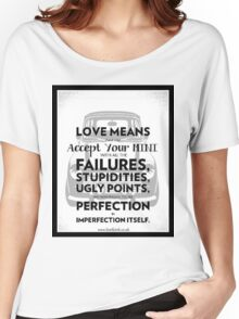 Love Means Women's Relaxed Fit T-Shirt