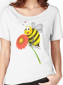 Honey Bee Women's Relaxed Fit T-Shirt