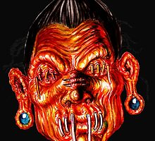 SHRUNKEN HEAD by DGSDIRECT