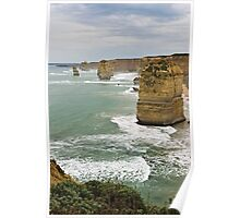 Great Ocean Road, Victoria - Twelve Apostles Poster