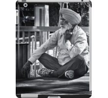 The Floating Watcher iPad Case/Skin