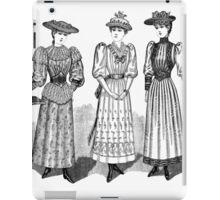 Victorian Ladies iPad Case/Skin