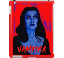VAMPIRA RED iPad Case/Skin
