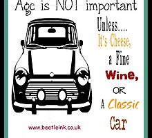 Age doesn't matter by Sharon Poulton