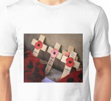 Remembering The Fallen Unisex T-Shirt