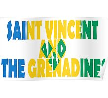 Saint Vincent and the Grenadines Poster
