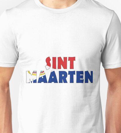 Sint Maarten Unisex T-Shirt