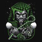 Doctor Doom Tut by jimiyo