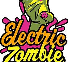 Electric Zombie by papabuju