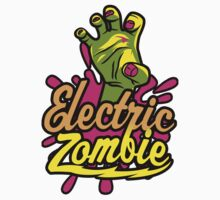 Electric Zombie Kids Clothes