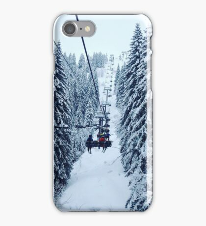 Chair Lift iPhone Case/Skin
