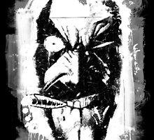 Lobo (w/ Grunge Background) by enfuego360