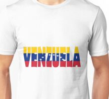 Venezuela Unisex T-Shirt