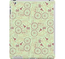 Bicycle Parts iPad Case/Skin