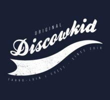 DISCOWKID - W Kids Tee