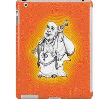 Buddha On His Way  iPad Case/Skin