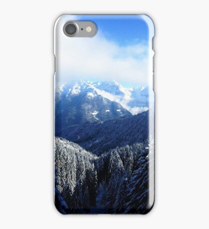 Frost Valley iPhone Case/Skin