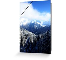 Frost Valley Greeting Card