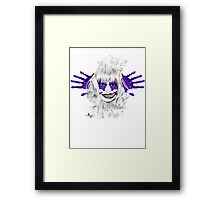 'Kyary' Predatory Collection Framed Print