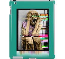 Info Decay iPad Case/Skin
