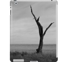 Standing Strong Alone iPad Case/Skin