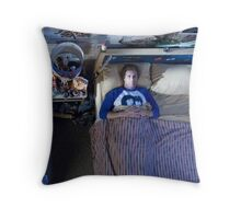 Step Brothers Throw Pillow