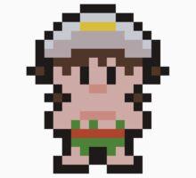 Pixel Master Higgins Baby Tee