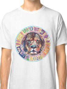 lion Mandala Classic T-Shirt