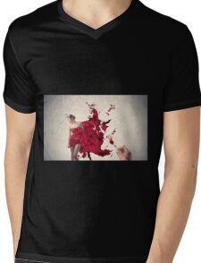 Masterpiece Collections Mens V-Neck T-Shirt