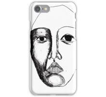 Portrait I iPhone Case/Skin