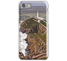 South Stack Anglesey iPhone Case/Skin