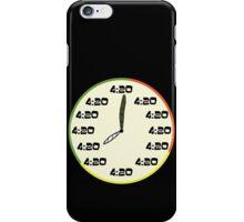 High Times iPhone Case/Skin
