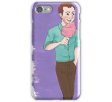 Cotton Candy Babe-O iPhone Case/Skin