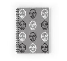 Crowd I Spiral Notebook